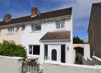 Thumbnail 3 bed end terrace house for sale in Baring Gould Way, Haverfordwest
