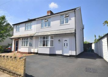 Thumbnail 3 bed semi-detached house for sale in Alstone Croft, Cheltenham, Gloucestershire