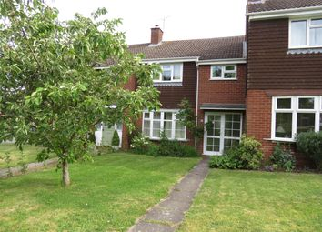Thumbnail 3 bed terraced house to rent in Church Lees, Bishops Tachbrook, Leamington Spa