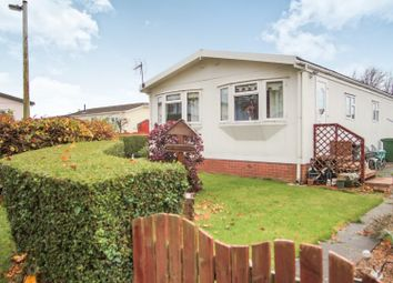 Thumbnail 2 bedroom mobile/park home for sale in Brechin Road, Montrose