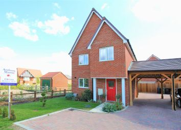 Thumbnail 3 bed detached house for sale in Forrest Shaw, Ebbsfleet Valley, Swanscombe