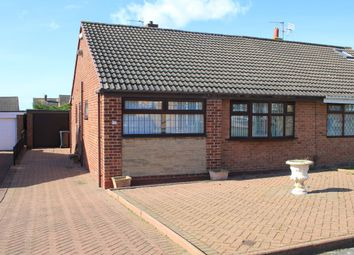 Thumbnail 2 bed bungalow to rent in Witham Grove, Hartlepool