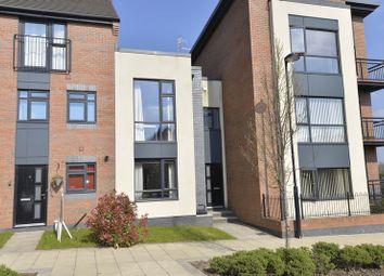 Thumbnail 3 bedroom terraced house for sale in Kiln View, Hanley, Stoke-On-Trent