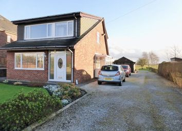 Thumbnail 3 bed detached house for sale in Fermor Road, Tarleton, Preston
