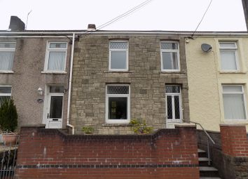 Thumbnail 4 bed terraced house for sale in Bryngurnos Street, Bryn, Port Talbot, Neath Port Talbot.