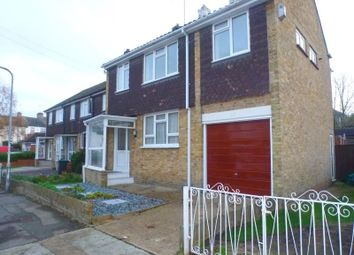 Thumbnail 4 bed semi-detached house to rent in Joy Road, Gravesend