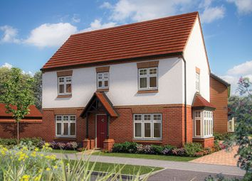 """Thumbnail 3 bed detached house for sale in """"The Spruce"""" at Warwick Road, Kenilworth"""