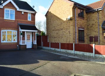 Thumbnail 2 bed semi-detached house for sale in Yare Grove, Willenhall