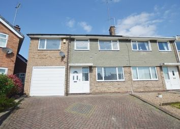 Thumbnail 4 bed semi-detached house to rent in Southlands Way, Sheffield