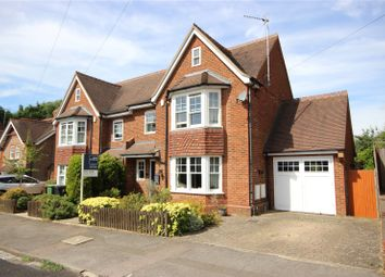 Thumbnail 3 bed semi-detached house for sale in Clarence Road, Harpenden, Hertfordshire