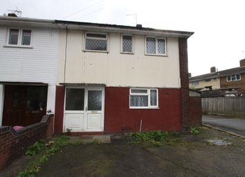 Thumbnail 3 bed end terrace house to rent in Jenner Road, Walsall