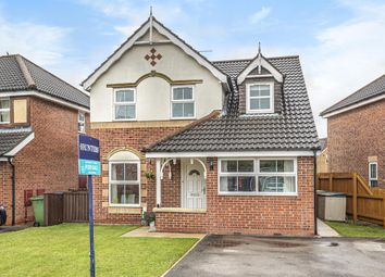 Thumbnail 4 bed detached house for sale in Butterfly Meadows, Beverley, East Yorkshire