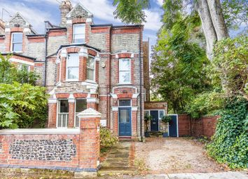 Thumbnail 4 bed maisonette for sale in Crouch Hall Road, London