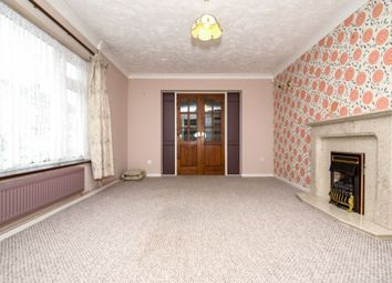 Thumbnail 3 bedroom detached bungalow for sale in Adelaide Avenue, King's Lynn
