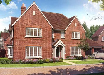 Thumbnail 5 bed detached house for sale in Dollicott, Haddenham, Aylesbury