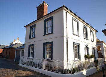 Thumbnail 4 bedroom detached house for sale in Furlong Mews, Poundbury, Dorchester