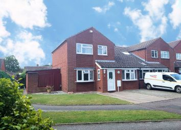 Thumbnail 4 bed link-detached house for sale in Yoxall Road, Kings Bromley