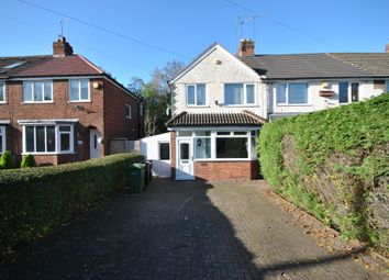 3 bed end terrace house for sale in Acheson Road, Shirley, Solihull B90