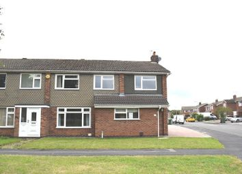 Thumbnail 5 bed end terrace house for sale in Long Furrow, East Goscote, Leicester, Leicestershire.