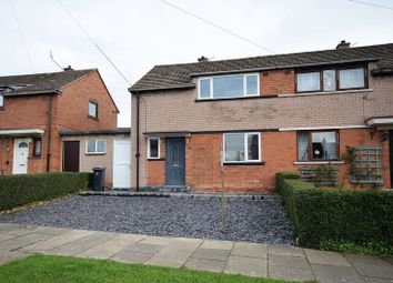 Thumbnail 2 bed semi-detached house to rent in Brantwood Avenue, Carlisle