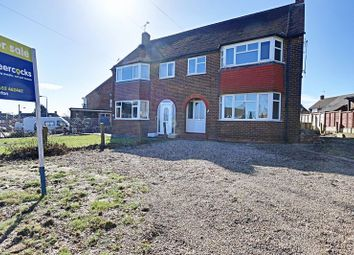 Thumbnail 3 bed semi-detached house for sale in Grange Avenue, Barton-Upon-Humber