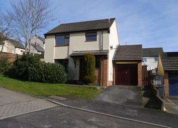 Thumbnail 3 bed detached house for sale in Brook Meadow, South Molton, Devon