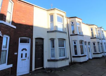 2 bed terraced house to rent in Lodore Road, Blackpool, Lancashire FY4