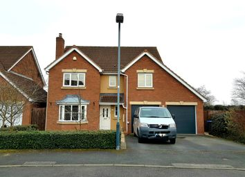 Thumbnail 4 bed detached house for sale in Priors Grange, Salford Priors, Evesham