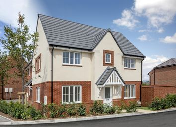 """Thumbnail 3 bed semi-detached house for sale in """"Morpeth"""" at Robell Way, Storrington, Pulborough"""