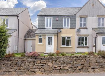 Thumbnail 3 bed semi-detached house to rent in Pillmere Drive, Pillmere, Saltash, Cornwall