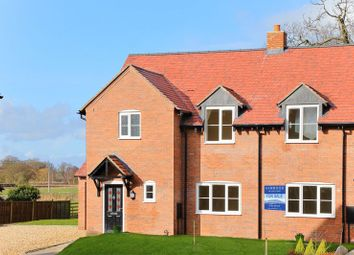 Thumbnail 3 bed terraced house for sale in Ryton, Dorrington, Shrewsbury