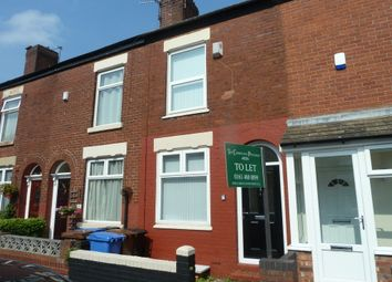 Thumbnail 2 bedroom terraced house to rent in Rae Street, Edgeley, Stockport