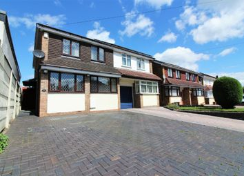 Thumbnail 3 bedroom semi-detached house for sale in Moathouse Lane West, Wednesfield, Wolverhampton