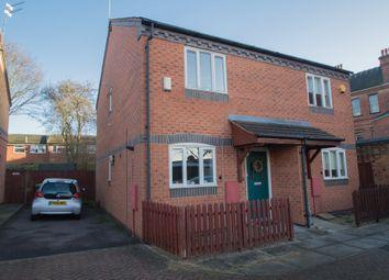 Thumbnail 2 bed semi-detached house to rent in Bennett Street, Mapperley Park, Nottingham