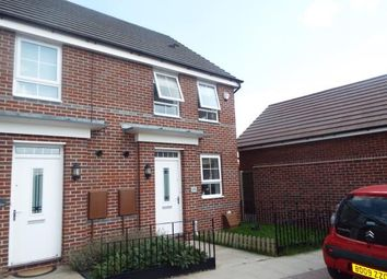 Thumbnail 2 bedroom semi-detached house for sale in Croft Gardens, Akron Gate, Wolverhampton, West Midlands