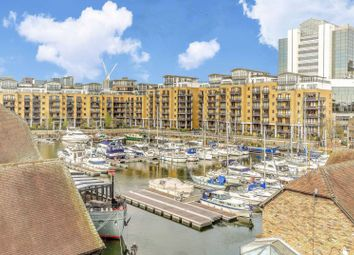 Thumbnail 2 bed flat for sale in Burr Close, St Katharine Docks