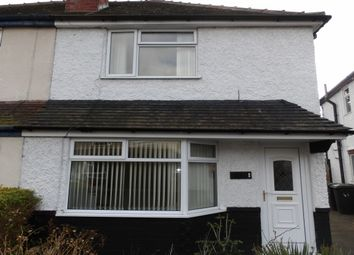 Thumbnail 3 bed property to rent in Marton Road, Beeston, Nottingham