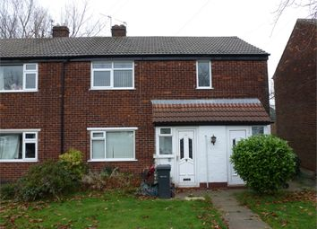 Thumbnail 1 bed flat to rent in Ripon Close, Whitefield, Manchester