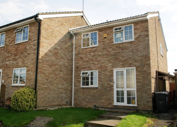 Thornbera Gardens, Thorley, Bishop's Stortford CM23. 3 bed end terrace house