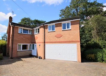 Thumbnail 5 bed detached house to rent in Hollinhurst Avenue, Penwortham, Preston
