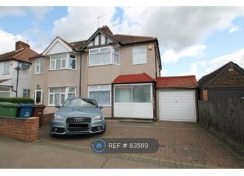 Thumbnail 4 bed semi-detached house to rent in Vancouver Road, Edgware