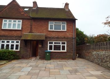 Thumbnail 2 bed end terrace house to rent in The Drills, High Street, Angmering, Littlehampton