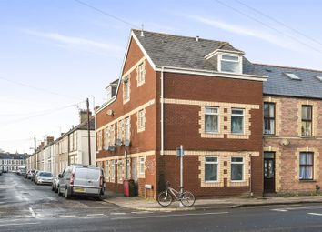 Thumbnail 1 bed flat for sale in Treherbert Street, Cathays, Cardiff