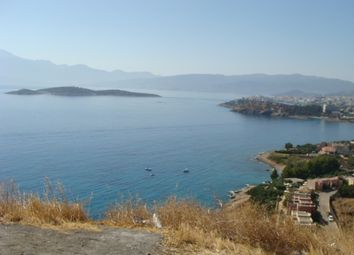 Thumbnail Land for sale in Agios Nikolaos, Crete, Greece