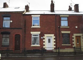 Thumbnail 2 bed terraced house for sale in Oldham Road, Royton, Oldham