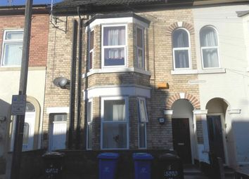 Thumbnail 1 bedroom flat to rent in Leopold Street, Derby