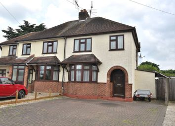 Thumbnail 3 bed semi-detached house for sale in Dorset Avenue, Chelmsford