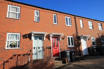 Thumbnail 2 bed end terrace house to rent in West Street Place, Warminster, Wiltshire