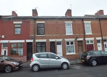 Thumbnail 3 bed terraced house for sale in Dorset Street, Off Melton Road, Leicester