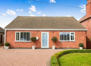 Thumbnail 2 bed bungalow for sale in Hillside Road, Linton, Swadlincote